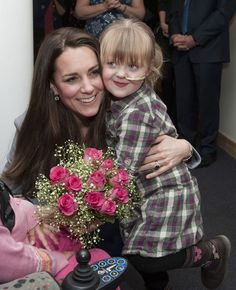 Duchess Catherine visits the Shooting Star House Children's hospice in Hampton 6 Dec 2013