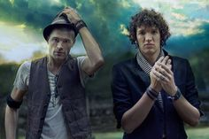 Joel and Luke Smallbone, for KING and COUNTRY