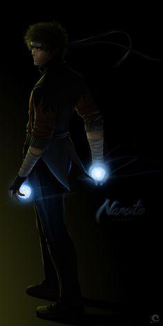 Naruto: The Sage Mode by Cierseruwal.deviantart.com on @deviantART