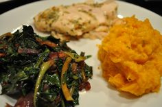 Blue Hubbard Squash I love this idea as a starch with dinner!