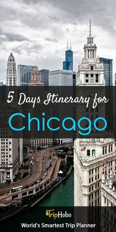 5 Days Ready Itinerary For Chicago By TripHobo Find Super Cheap International Flights ✈✈✈ https://thedecisionmoment.com/