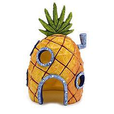 Bob l'éponge Décoration d'aquarium Maison en ananas de Bob l'éponge