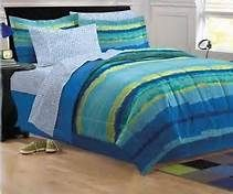 blue and yellow comforter - Bing images