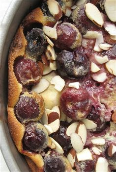 Cherry Clafouti by PJ Hamel #Cherry #PJHammel