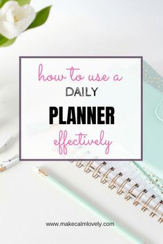 Latest Images daily planner ideas Strategies Paper planners are effective only if you utilize them properly and regularly. Below are a few ways t
