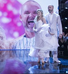 WATCH David Ross Dancing With The Stars Semi-Finals Tango Video: Season 24 Episode 9 #DWTS