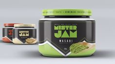 Mister Jam (Concept) on Packaging of the World - Creative Package Design Gallery