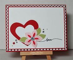 1000+ images about Stampin Up - Valentine / Hearts / Love ...