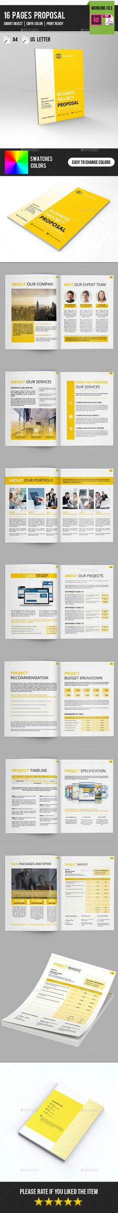 Proposal - product sales proposal template