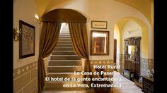 Hotel Rural en la Vera, Extremadura - La Casa de Pasarón http://www.pasaron.com