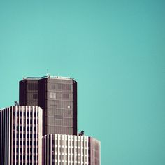 London City - Minimal Architecture Urban Photography #11