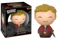 From Game of Thrones, Jamie, as a stylized Dorbz vinyl from Funko! Figure stands 3 inches and comes in a double sided window display box. Check out the other Game of Thrones figures from Funko! Game Of Thrones Brienne, Game Of Thrones Jaime, Game Of Thrones Images, Funko Game Of Thrones, Jaime Lannister, Cersei Lannister, Crash Bandicoot, Red Dead Redemption, Batman Figures