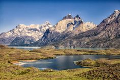 Patagonia by Martine Guay on Torres Del Paine National Park, Patagonia, Mount Everest, National Parks, Mountains, Landscape, Places, Nature, Travel