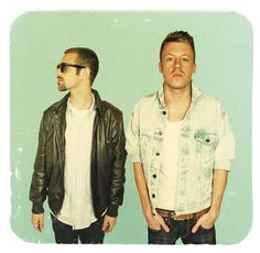 Macklemore and Ryan Lewis...my newest music obsession. He puts so much heart into his music you can't help but be amazed. :)