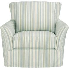 Crate and Barrel- Like the arms on the sofa and chairs from the Portico series