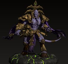 Archimonde full World Of Warcraft Game, Warcraft Art, Fantasy Races, Fantasy Art, World Of Warcraft Wallpaper, Blizzard Warcraft, My Favorite Image, Dnd Characters, Deities