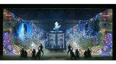 Es Devlin   Lady Gaga Monster Ball Tour, artificial, concert