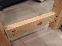 DIY Butcher Block Kitchen Island : 7 Steps (with Pictures) - Instructables Cheap Furniture Stores, Inexpensive Furniture, Unique Furniture, Discount Furniture, Furniture Websites, Furniture Outlet, Furniture Design, Kitchen Island Do It Yourself, Diy Kitchen Island