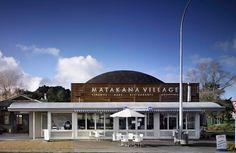 Matakana Village - Cinemas, Bars, Restaurants & Shopping Long White Cloud, South Island, Auckland, Home Art, New Zealand, Restaurants, Cinema, Mood, Mansions
