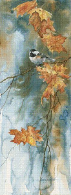 Watercolor painting by Lance Johnson called Chick in a Tree. Watercolour Painting, Painting & Drawing, Watercolors, Watercolor Water, Watercolor Trees, Love Art, Art Projects, Art Drawings, Decoupage