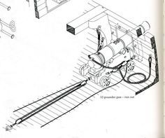 hms victory model drawings - Google Search
