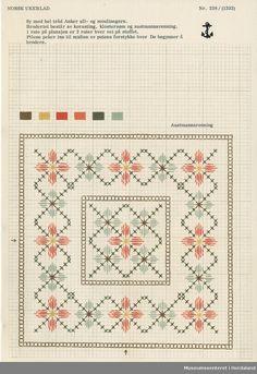 Basic Embroidery Stitches, Hardanger Embroidery, Simple Embroidery, Cross Stitch Embroidery, Cross Stitch Patterns, Cross Stitch Cards, Cross Stitch Samplers, Cross Stitching, Bargello