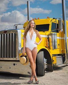 Opinion peterbilt big blonde boobs this