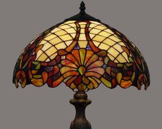 Tiffany Lamps    touchofglassart.com