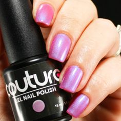 Vip List Magenta Nail Polish From Couture Gel