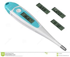 Medical Electronics | The medical electronic thermometer for measurement of a body ...