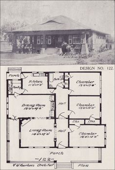 1000 images about vintage house plans 1900s on pinterest for Western floor plans