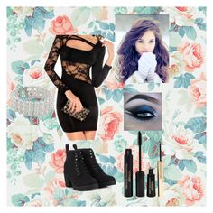 """THIS WAS RANDOM AND IM SORRY"" by madi-lmao ❤ liked on Polyvore"