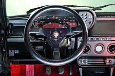 Alfa Romeo Giulietta turbo interior