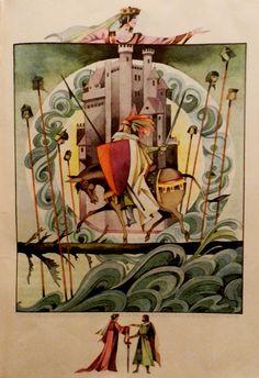 Val Munteanu - Din cele mai frumoase basme ale lumii Children, Kids, Fairy Tales, Nursery, Fantasy, Painting, Mood, Illustrations, Inspiration
