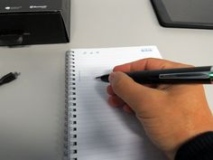 Recensione Livescribe 3 Smartpen, trasforma iPad e iPhone in block notes digitali