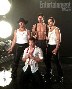 Magic Mike ... YES!