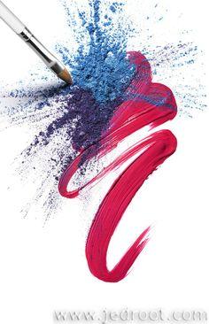 Jed Root - Props/Set Design - Suzy Kim - Cosmetics - CND, Keate