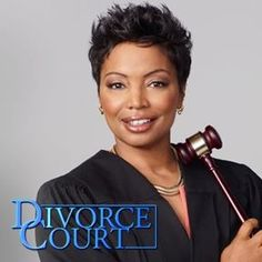Makeup by me for the beautiful Judge Lynn Toler on the show, Divorce Court. Valerie Hunt