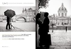 Wedding and Engagement Photographer in Paris and France One and Only Paris Photography