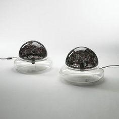 Poveglia table lamp by Gae Aulenti for Vistosi 1969