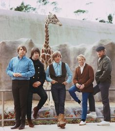 The Beach Boys' Pet Sounds came out 50 years ago. It still feels fresh today. - Vox