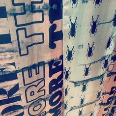 Beetlemania! Our Alexia stand at Tranoi, Paris #thelouvre #parisfashionweek