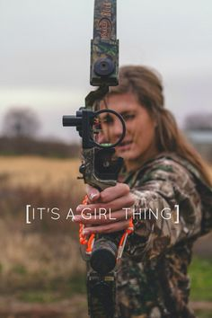 Now that the spring turkey-hunting season is nearly upon us, you should find the right shotgun. As turkey hunting has become increasingly popular, more and more manufacturers have developed shotguns that have more features. Bow Hunting Women, Hunting Girls, Hunting Gear, Deer Hunting, Hunting Quotes, Hunting Stuff, Archery Hunting Bowhunting, Hunting Bows, Funny Hunting