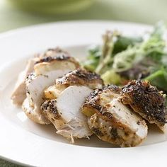13 Best Foods for Crohn's Disease:: * Lean Poultry * Chicken and turkey are protein-rich, and lean if you limit your consumption to the white meat.   They're also mild and easy to digest, making them a go-to protein source for anyone with IBD.