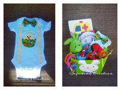 Easter basketjordan themetoddler boy easter baskets and easter infant boys easter basket 3 9m negle Images