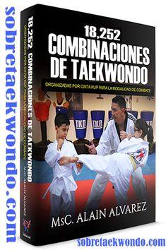 Las combinaciones de taekwondo Libro 300 x 451