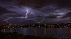 Storm in Seattle