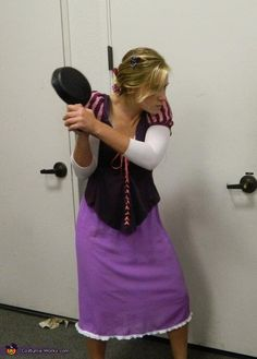 Rapunzel Costume - 2013 Halloween Costume Contest via @costumeworks