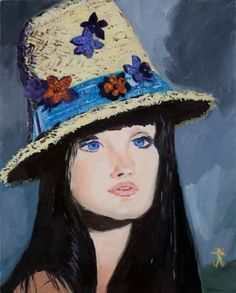 Karen Kilimnik - 25 Awesome Contemporary Portrait Artists   Complex