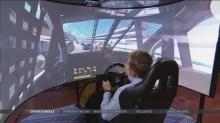 Dover International Speedway race simulator